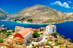 Путешествие в солнечный рай, в Грецию