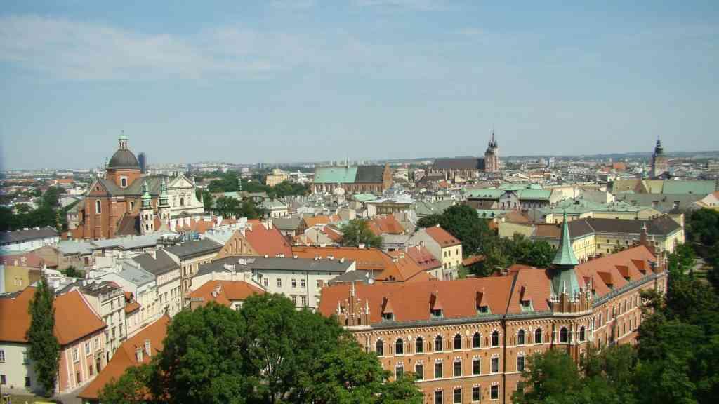 Незабываемый отдых в Кракове с Work and Travel