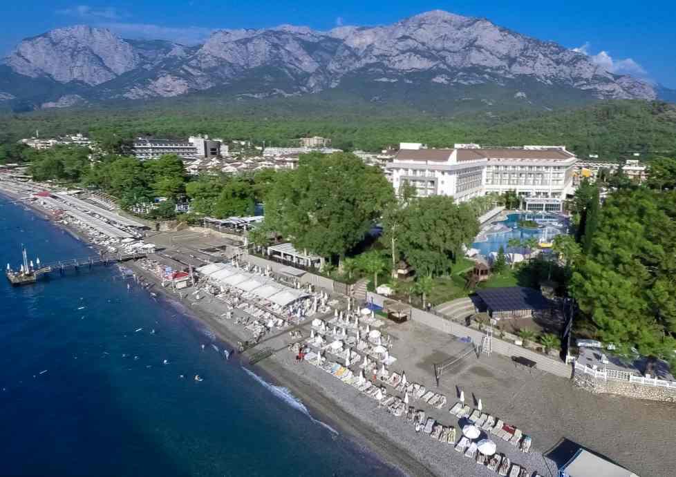 Курорты Турции. Кемер, как много в этом слове…