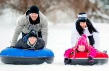 Где можно отдохнуть в России зимой?