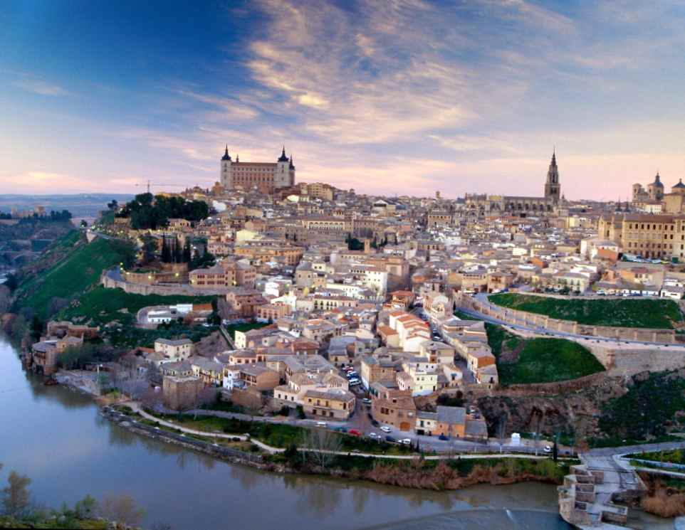 Экологический отдых в Испании и отдых в Словении