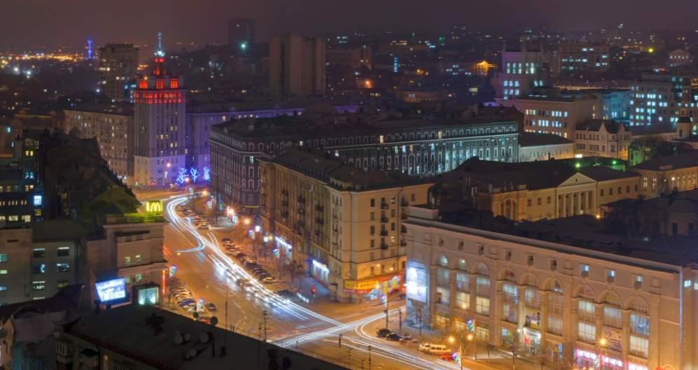 Гостиница «Кижи» — это самое комфортное место для отдыха в Харькове