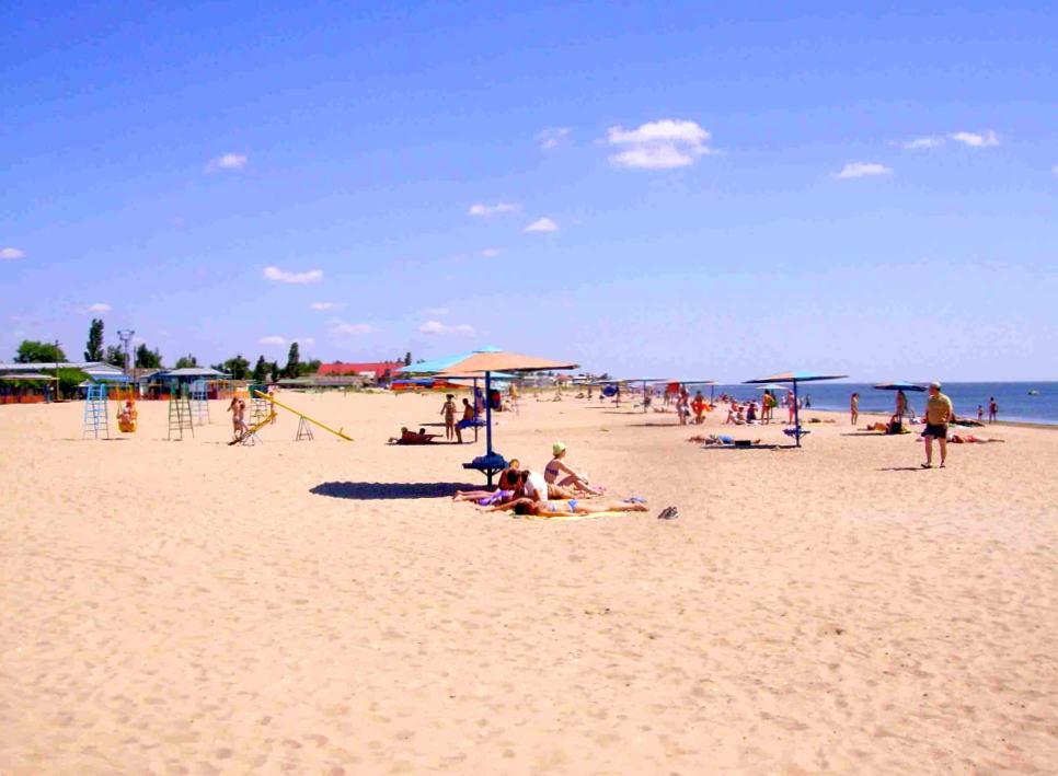 Базы отдыха Грибовки — отличное место для отдыха на море!