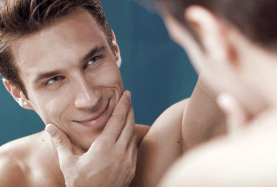 Как мужчине ухаживать за своим лицом?