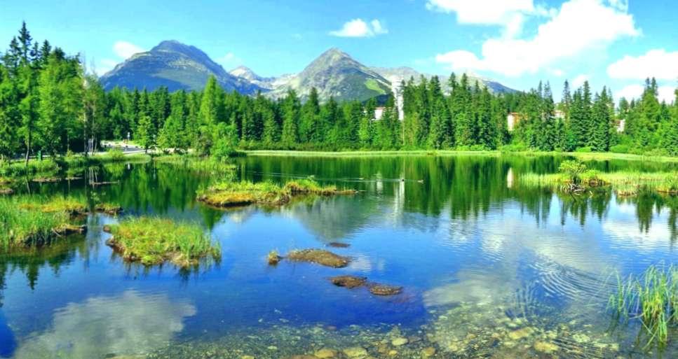 Природные чудеса всего мира