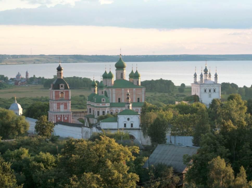 Переяславль-Залесский — интересный город в Ярославской области