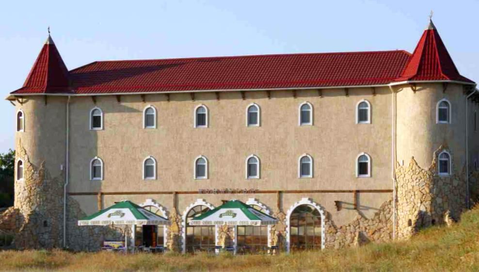 Отель «Форт Апатур» — отличное место для отдыха на Черном море!