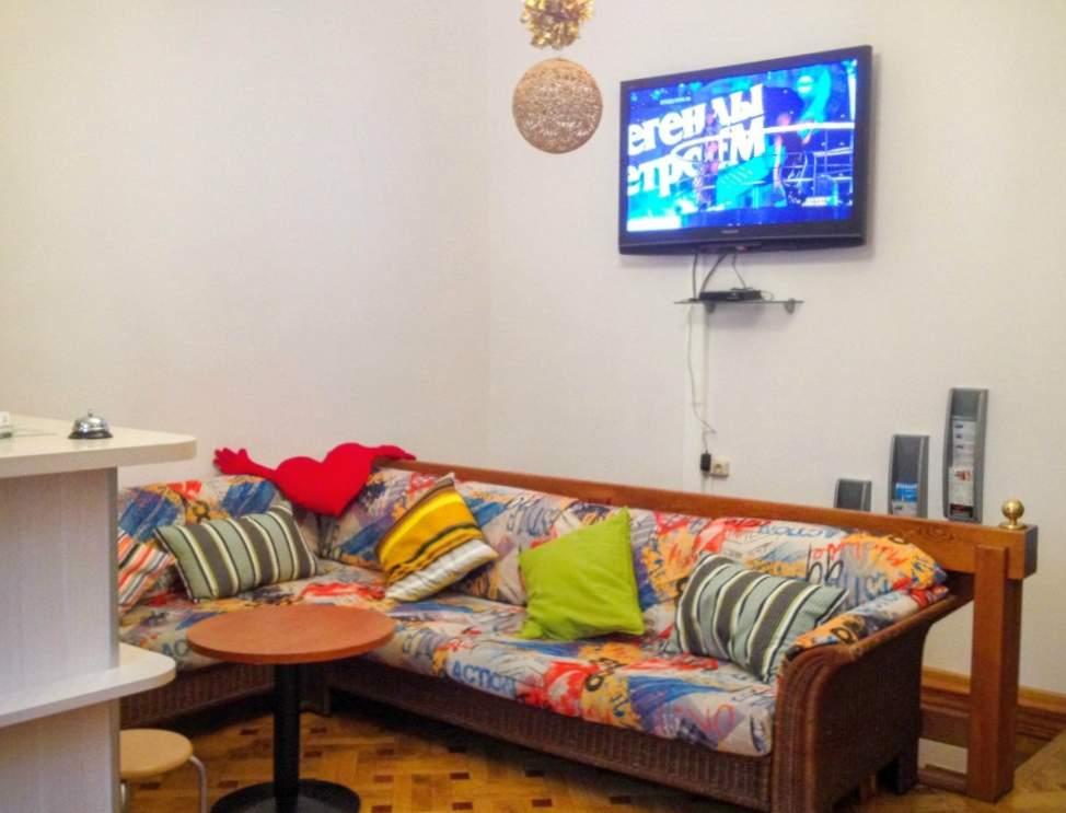 Недорогой хостел в Москве