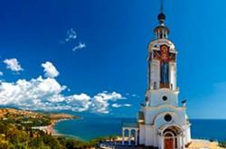Паломничество и отдых в Крыму