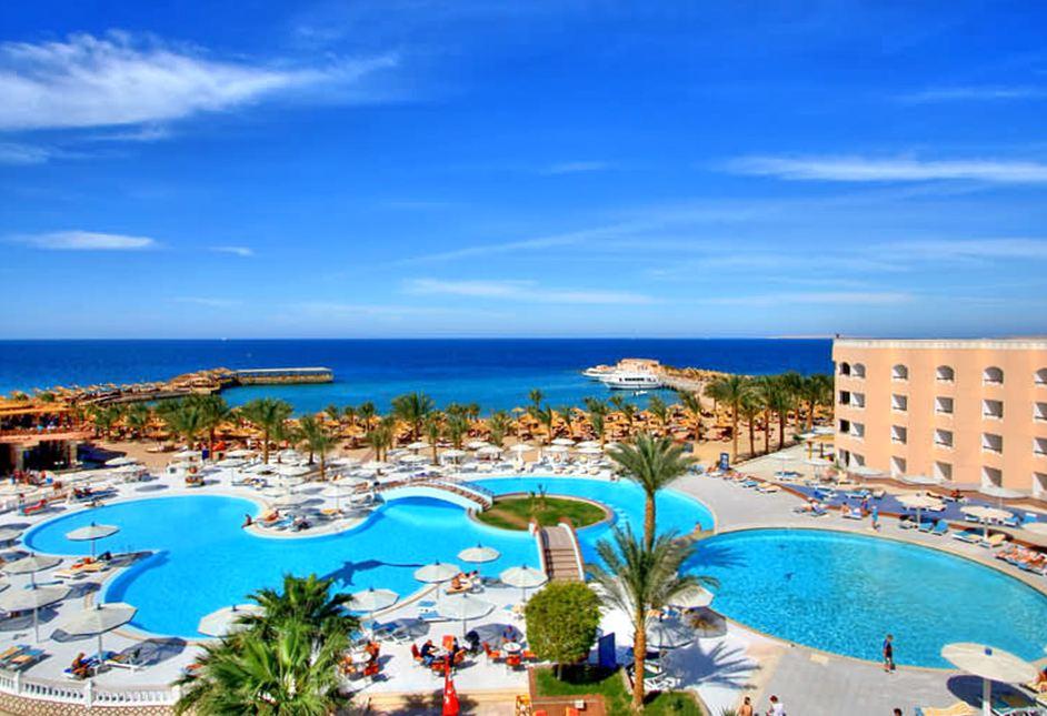 Египет — хорошее место для отдыха