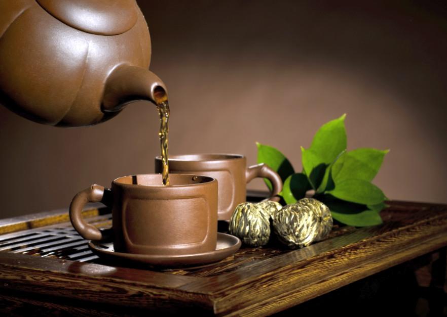 Где оптовая продажа чая организована на выгодных условиях?