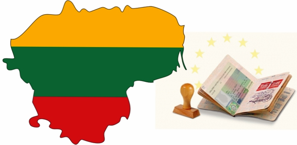 Как открыть визу в Литву?