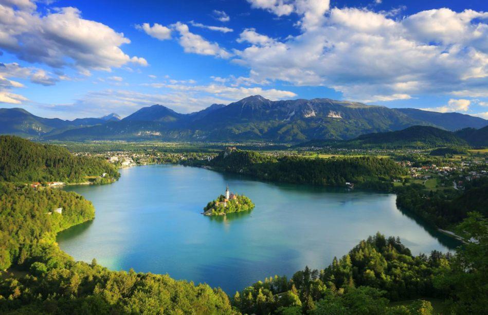 Как получить вид на жительство в Словении?