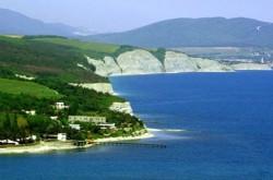 Курортный поселок Кабардинка — популярное место для семейного отдыха