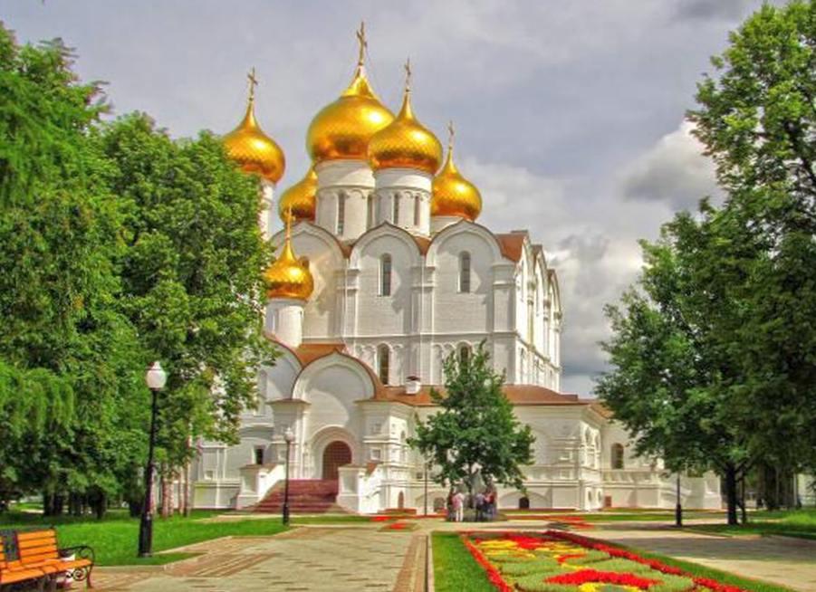 Что такое Золотое кольцо России?