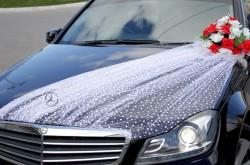 Аренда авто на свадьбу в СПб