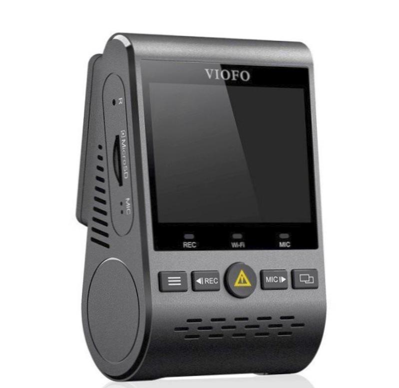 Что стоит знать про двухканальный видеорегистратор VIOFO A129 Duo c GPS с двумя камерами и WiFi?