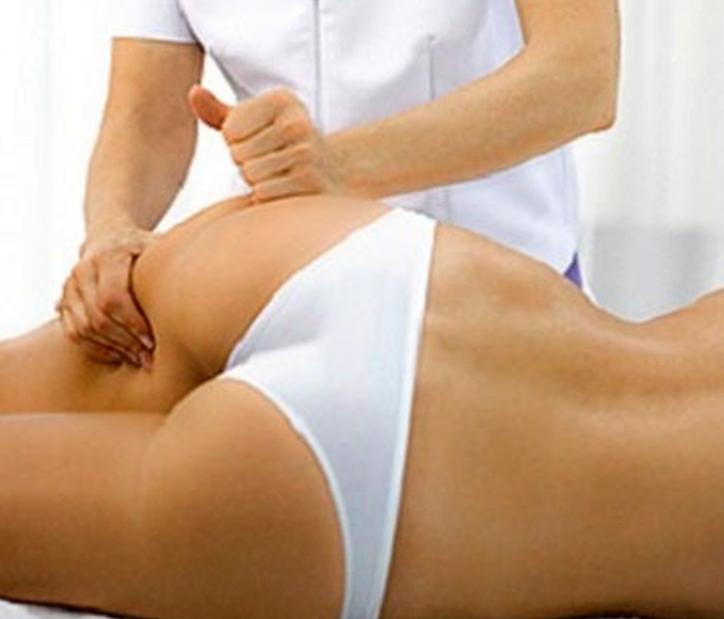 Как делается антицеллюлитный массаж?