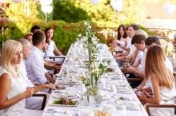 Как и где организовать свадебный банкет?