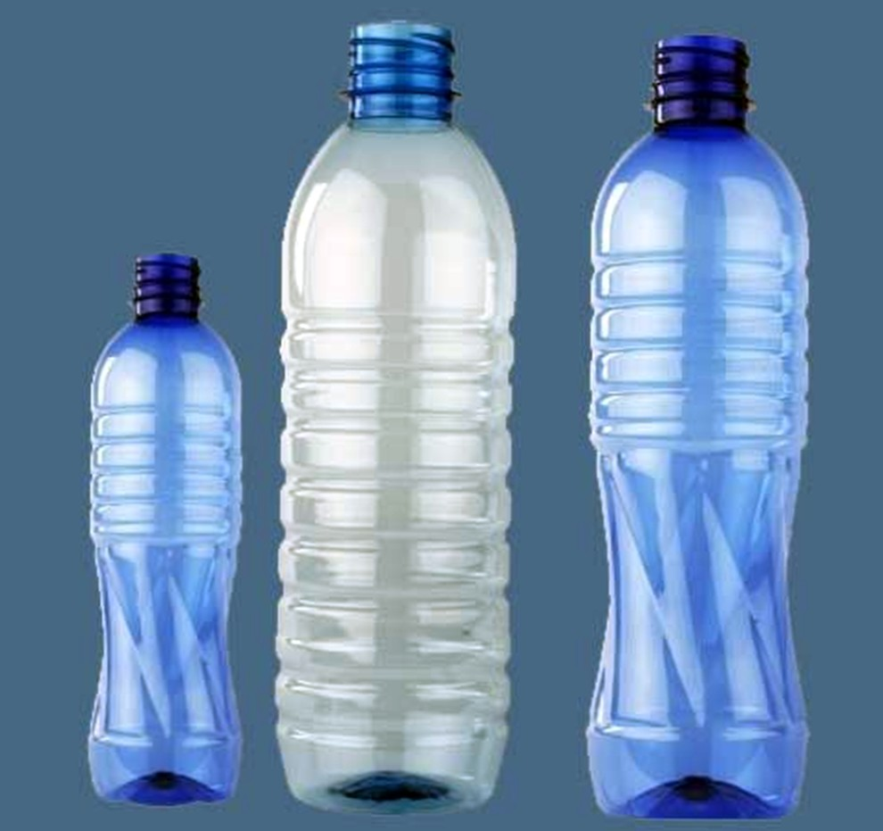 Где применяется ПЭТ бутылка