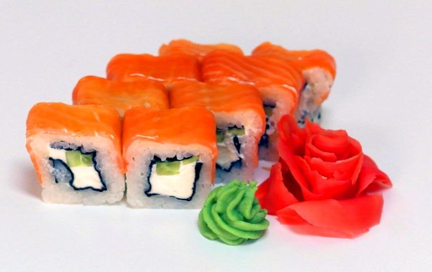 Как сделать суши?