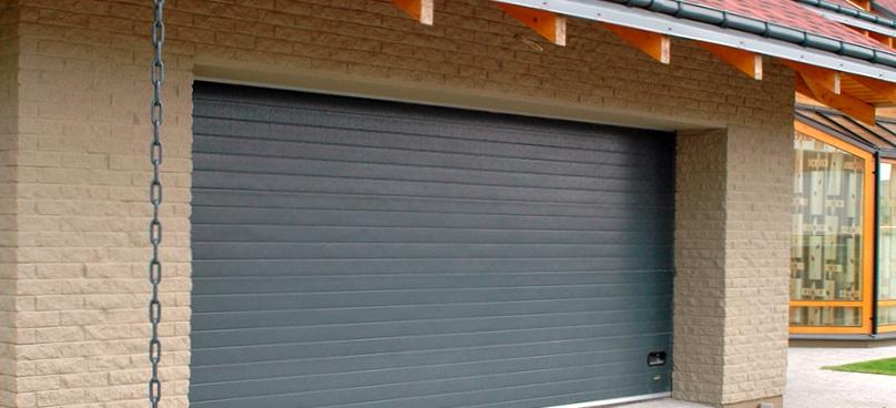 Какие бывают гаражные ворота?
