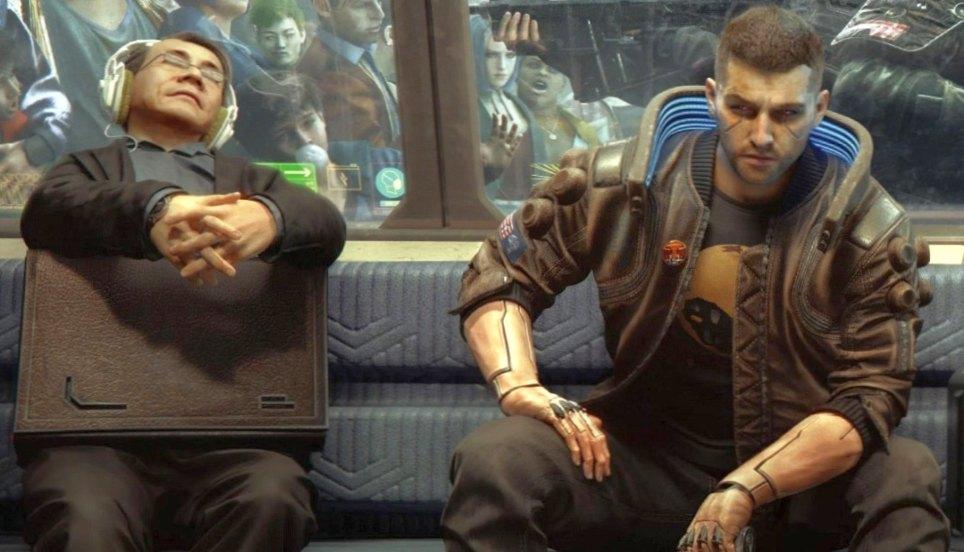Когда будет презентация cyberpunk 2077?