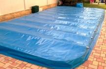 Как подобрать солнечный коллектор или тент для бассейна?