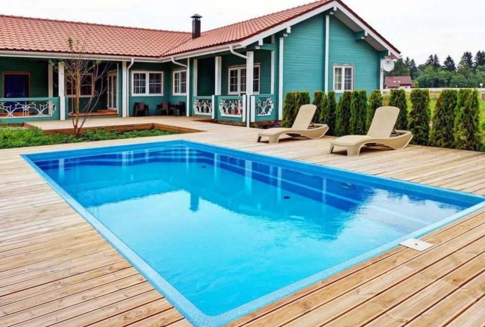 Что нужно для бассейна из композитных материалов?